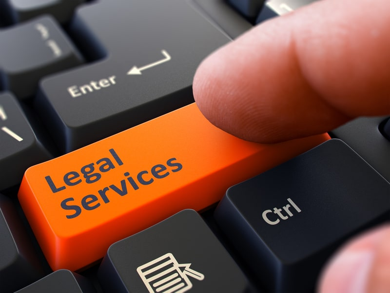 Market and sell legal services packages