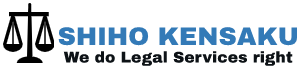 Shiho Kensaku – We do legal services right